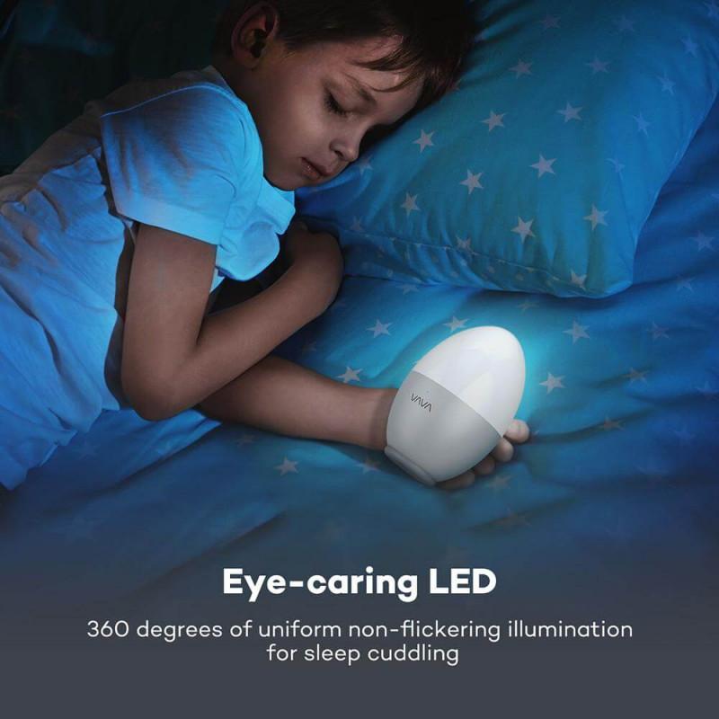 Vaikiška naktinė lempelė VAVA  VA-HP008