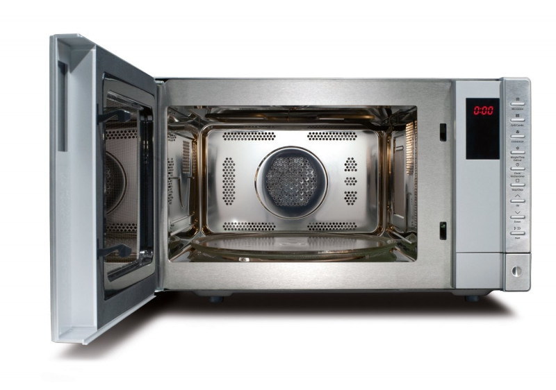 Caso Microwave with convection and grill  HCMG 25  Free standing, 900 W, Convection, Grill, Stainless steel