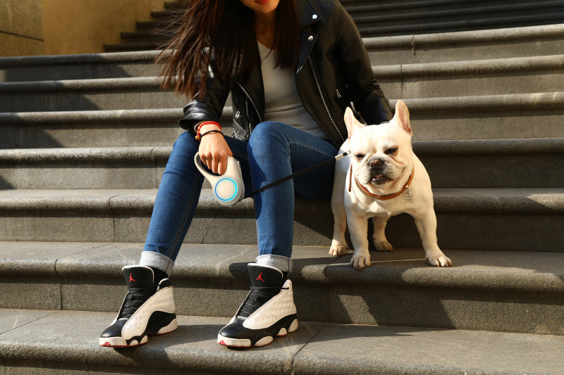 PETKIT Pet Leash P2101 GO Shine White