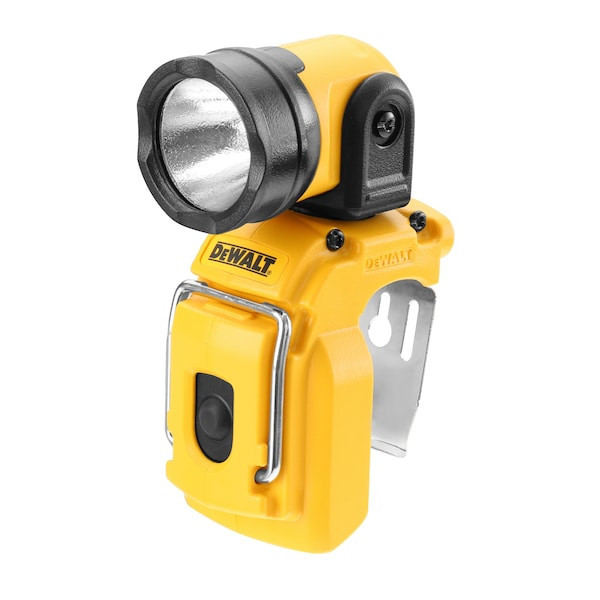 DeWALT DCL510N-XJ žibintuvėlis Geltona Rankinis spustelėjamas žibintuvėlis LED
