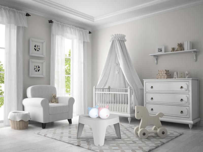 Activejet AJE-MIKI BLUE naktinė lempa kūdikiams Laisvai stovintis Mėlyna LED 2 W